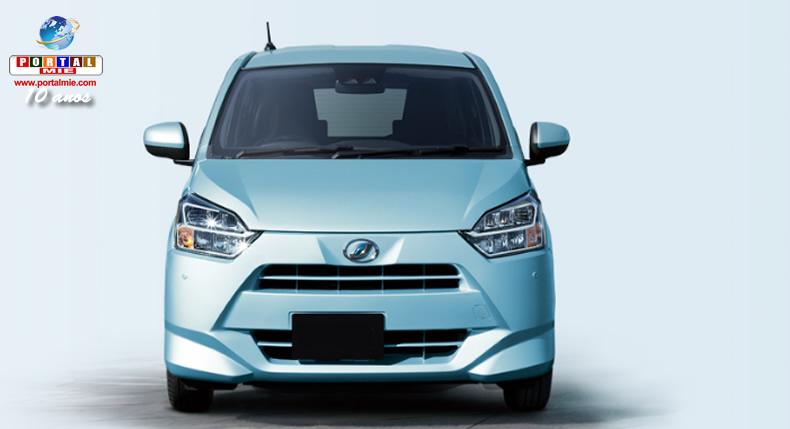 &nbspDaihatsu planeja lançar carros compactos no Brasil