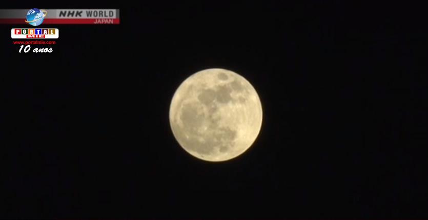 &nbspJapão considera enviar homem à Lua