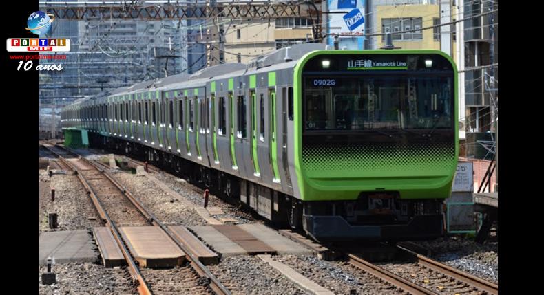 &nbspCâmeras irão vigiar os passageiros de trens no Japão