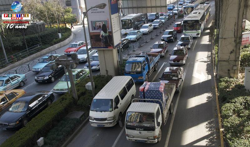 &nbspPrevisão de congestionamento nas vias expressas no feriadão de agosto