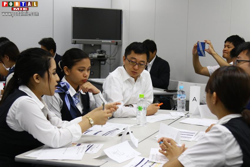 &nbspKDDI treina funcionários estrangeiros para crescimento profissional