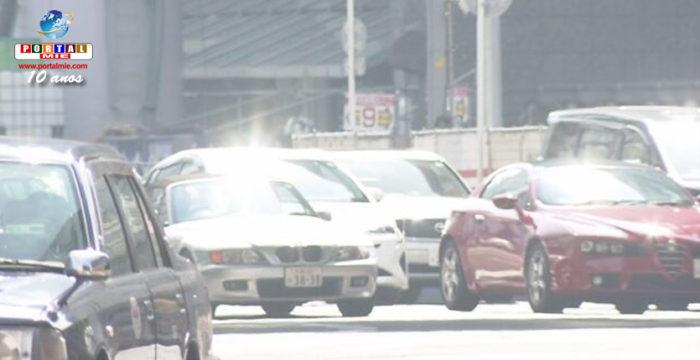 &nbspCalor intenso em todo o Japão