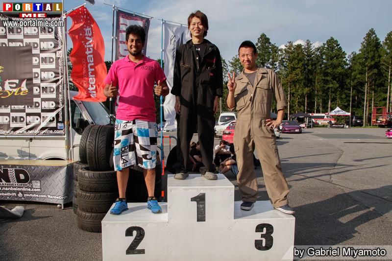 Campeonato Nanbei Drift Style no Mikawa Motorland