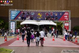 &nbspSana 2017 no Centro de Eventos do Ceará em Fortaleza