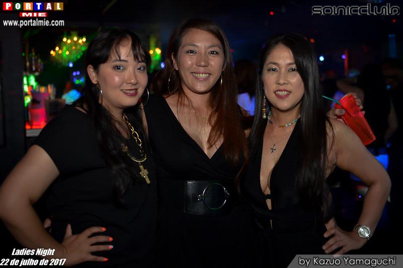 Ladies Night na Sonic Club