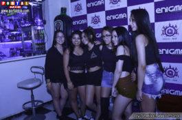 Enigma&nbspTraffic Light Party no Enigma Disco
