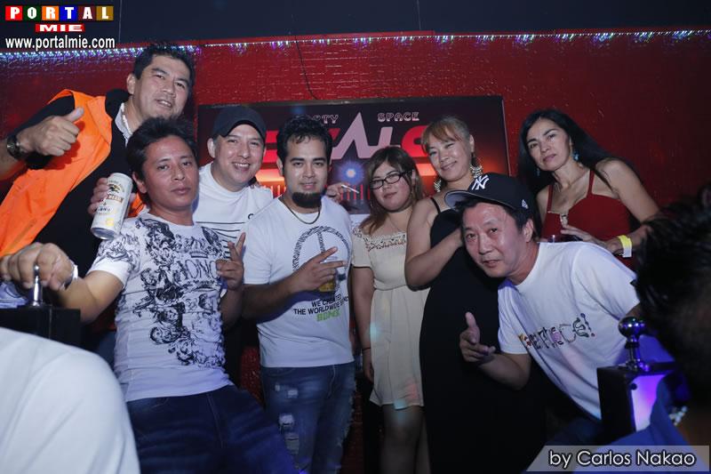 Aniversário de 2 anos da Party Space Beats