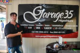 &nbspInauguração da Garage 35 em Higashiura
