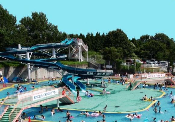 &nbspDiversão no verão: conheça algumas piscinas em Mie