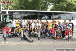 &nbspXII Festival Brasil 2017 no Parque Yoyogi em Tokyo