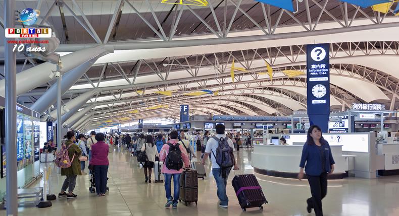 &nbspEmpresas aéreas no Japão reforçam fiscalização para detectar explosivos