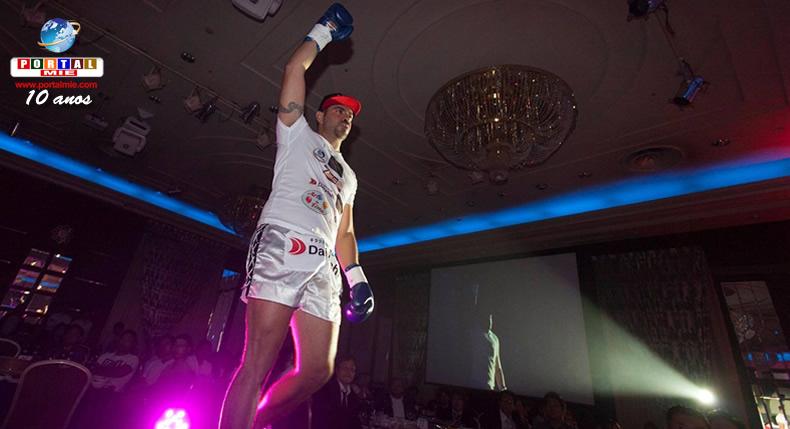 &nbspBrasileiro vence luta de MMA em Kumamoto