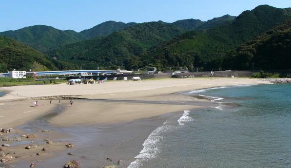 &nbspOdomari Beach: uma pequena e bela praia em Mie
