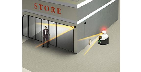 &nbspEquipe de robôs poderá ajudar passageiros e pegar criminosos em estações ferroviárias