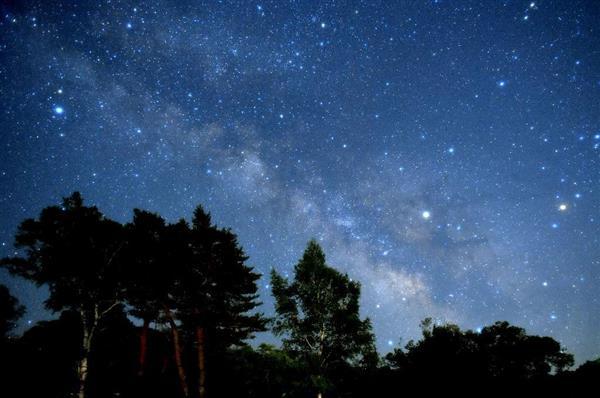 &nbspMelhor céu estrelado do Japão é o contemplado por um vilarejo