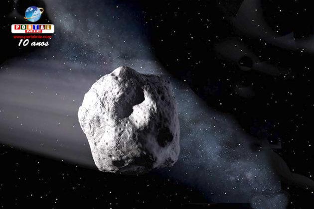 &nbspAsteroide gigantesco passará muito perto da Terra