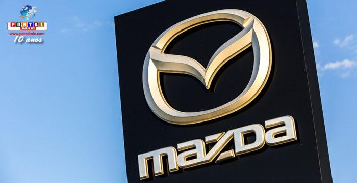 &nbspMazda anuncia motor de carro 30% mais eficiente