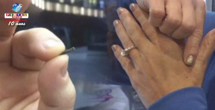&nbspEmpresa americana introduz microchips na mão dos funcionários