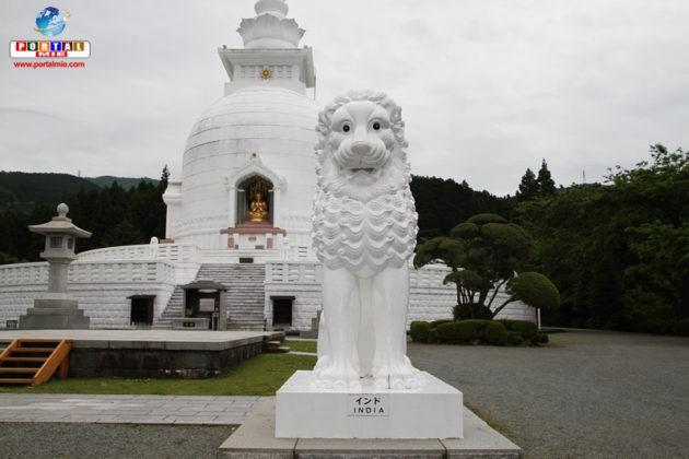 &nbspConheça o Fuji Bussharito Heiwa Park em Shizuoka