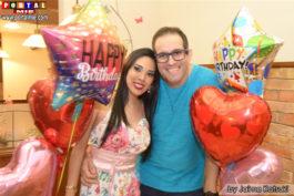 Cheff e Grill&nbspAniversário de Camila no Cheff e Grill