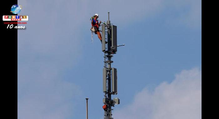 &nbspJapão investe em tecnologia para redes móveis e acelera para a era 5G