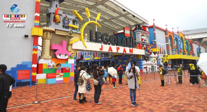 &nbspParque da Lego em Nagoia se empenha para mudar a reputação de 'preço muito caro'