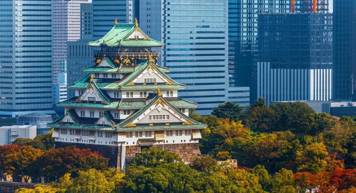 &nbspOs melhores castelos para visitar no Japão em 2017