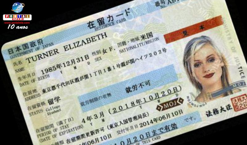 &nbspChinês é preso por apresentar Zairyu Card falsificado