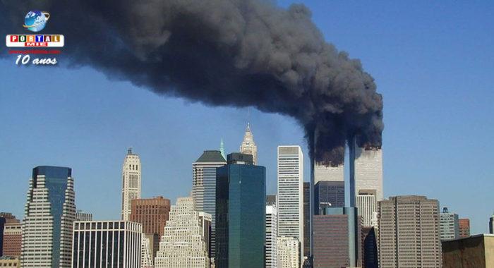 &nbspAtentados do 11 de setembro completam 16 anos