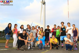 &nbspJump na Montanha Aoyama Wind Farm