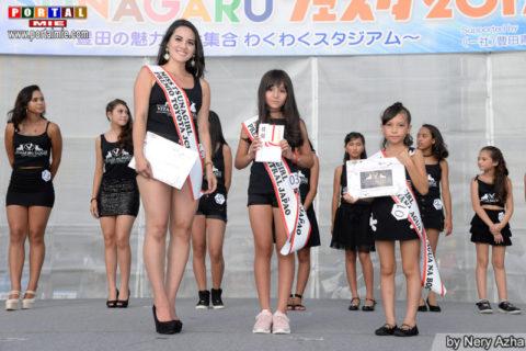 Ganhadoras do Tsunagaru Girl