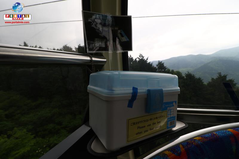 &nbspConheça o vale vulcânico de Owakudani