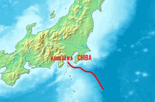 &nbspTerremoto de grande escala no sul de Kanto poderá ocorrer em breve