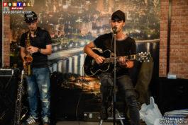 Show ao vivo com Gustavo Avila Vitalli
