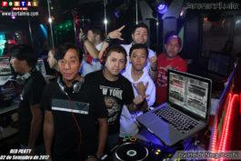 Sonic DJs line sonic