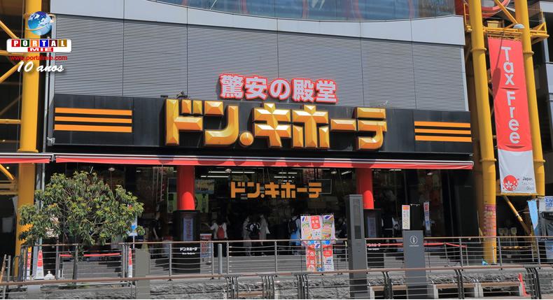 &nbspDon Quijote planeja abertura de mais lojas na Ásia