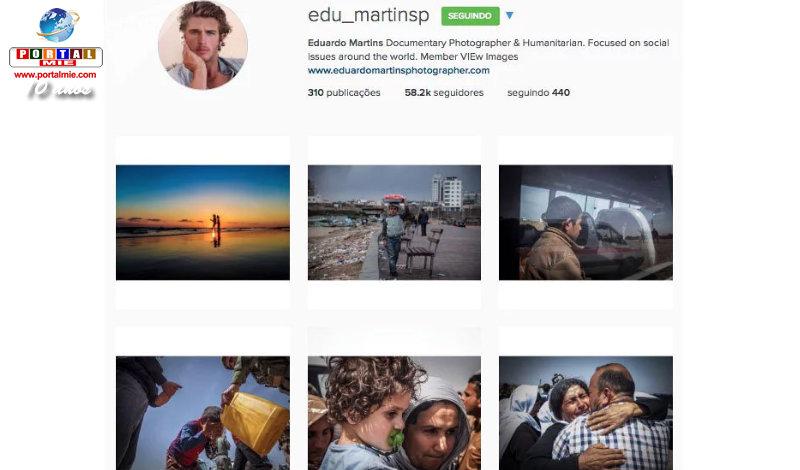 &nbspEscândalo: brasileiro fotógrafo megafamoso e surfista era fake