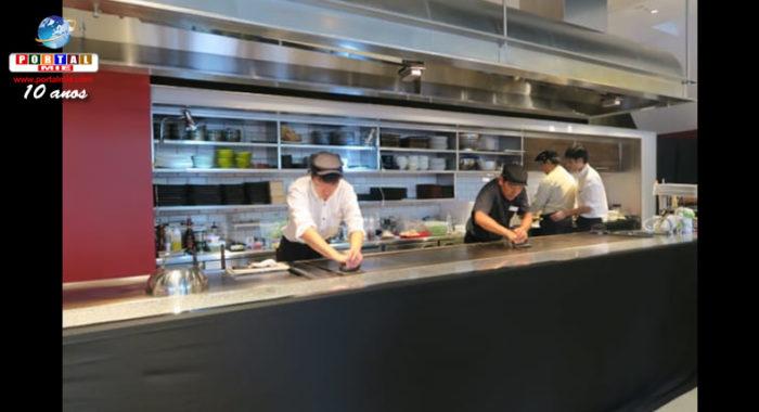 &nbspEmpresa japonesa inaugura restaurante de gyoza visando os estrangeiros