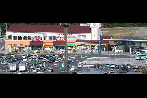 &nbspAs melhores paradas de beira estrada no Japão