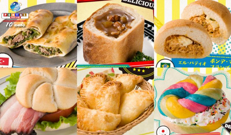 &nbspFestival de Pães do mundo tem representante brasileiro