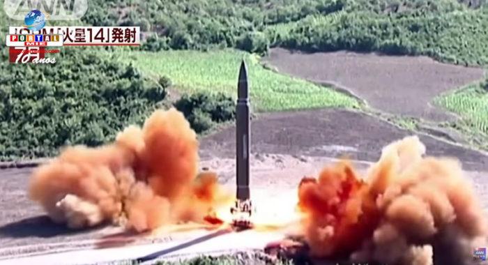 &nbspCoreia do Norte pode lançar míssil intercontinental no sábado, diz primeiro-ministro sul-coreano