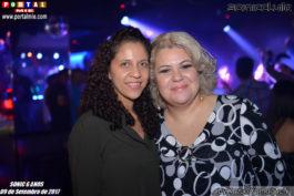 sonic club Marcia e Ligia