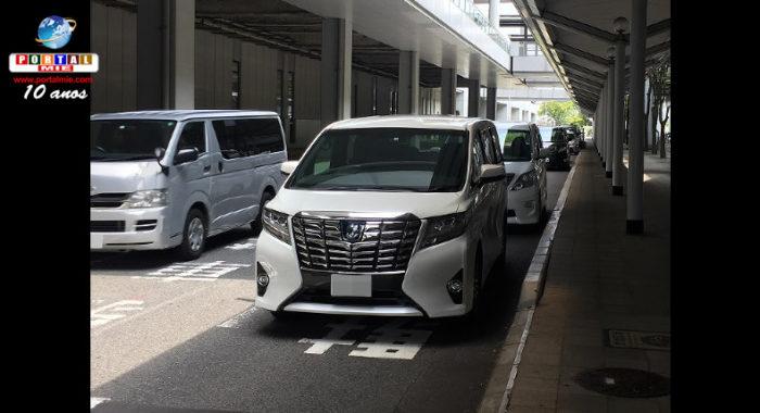 &nbspNúmero de 'táxis' chineses não autorizados cresce no Japão