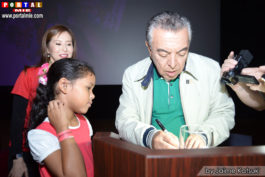 &nbspBate-Papo com Mauricio de Sousa em Aichi