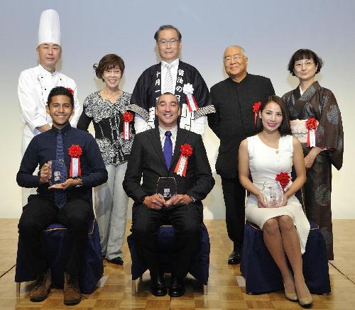 &nbspChefe de cozinha brasileiro fatura troféu de ouro em concurso no Japão