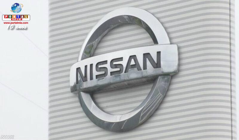 Nissan anuncia recall de 1,21 milhão de veículos no Japão