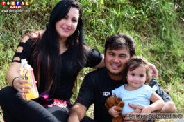 Paraguay da Top Speed e família xtreme drift