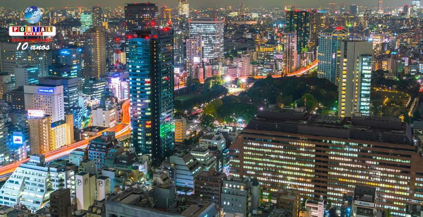 &nbspTóquio está entre as dez metrópoles mais visitadas do mundo