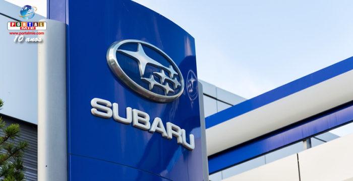 &nbspSubaru anuncia recall de 250 mil carros