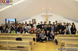 &nbspEncontro de Jovens da Igreja Católica de Suzuka